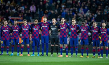 Barcelona V Granada