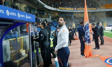 2019-2020 Turkish Super League Football Match between Basaksehir and Trabzonspor