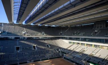 Acoperis Roland Garros