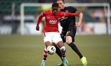 AZ Alkmaar vs Manchester United