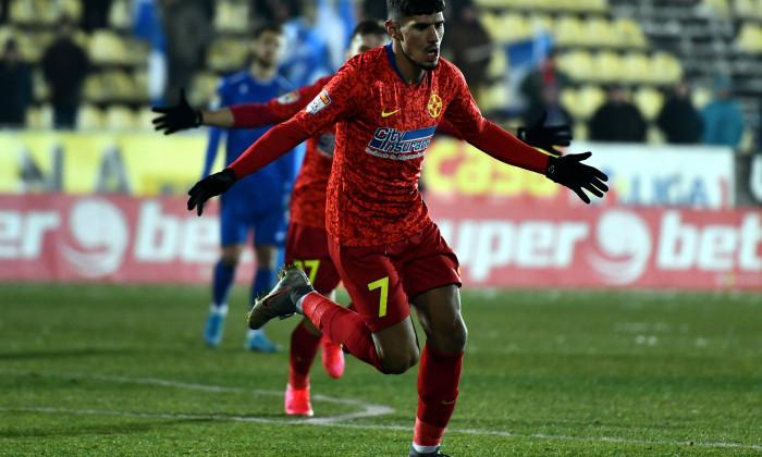 FOTBAL:FC VOLUNTARI-FCSB, LIGA 1 CASA PARIURILOR (6.02.2020)
