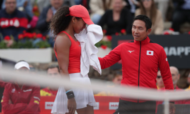 Spain v Japan - Fed Cup: Day 1