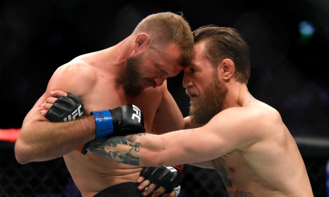 McGregor v Cerrone