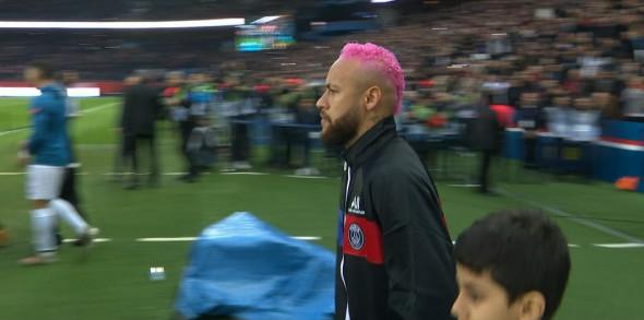 neymar look roz