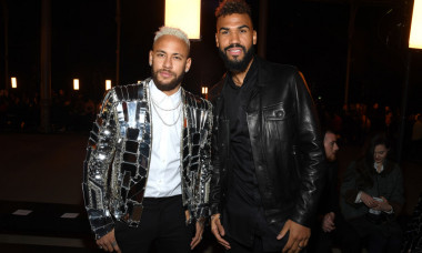 Balmain : Front Row - Paris Fashion Week - Menswear F/W 2020-2021