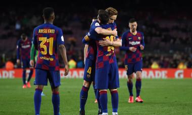 FC Barcelona v Leganes - Copa del Rey: Round of 16