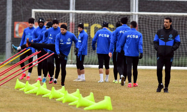 FOTBAL:ANTRENAMENT FCSB (5.02.2020)
