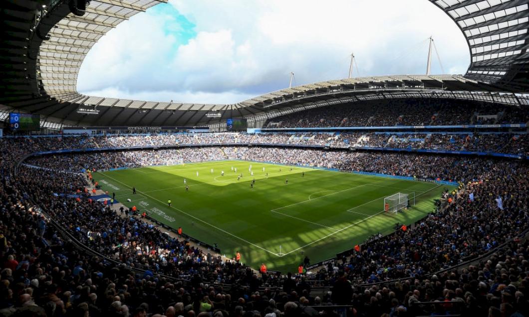Etihad Stadium general view
