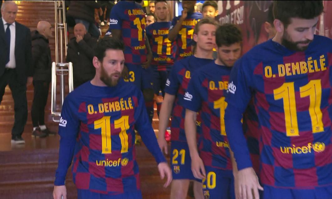 barcelona tricouri dembele
