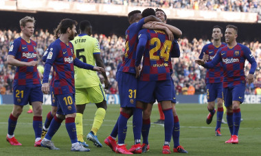 FC Barcelona v Getafe CF - La Liga
