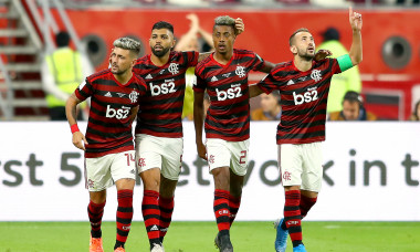 CR Flamengo v Al Hilal FC - FIFA Club World Cup Qatar 2019