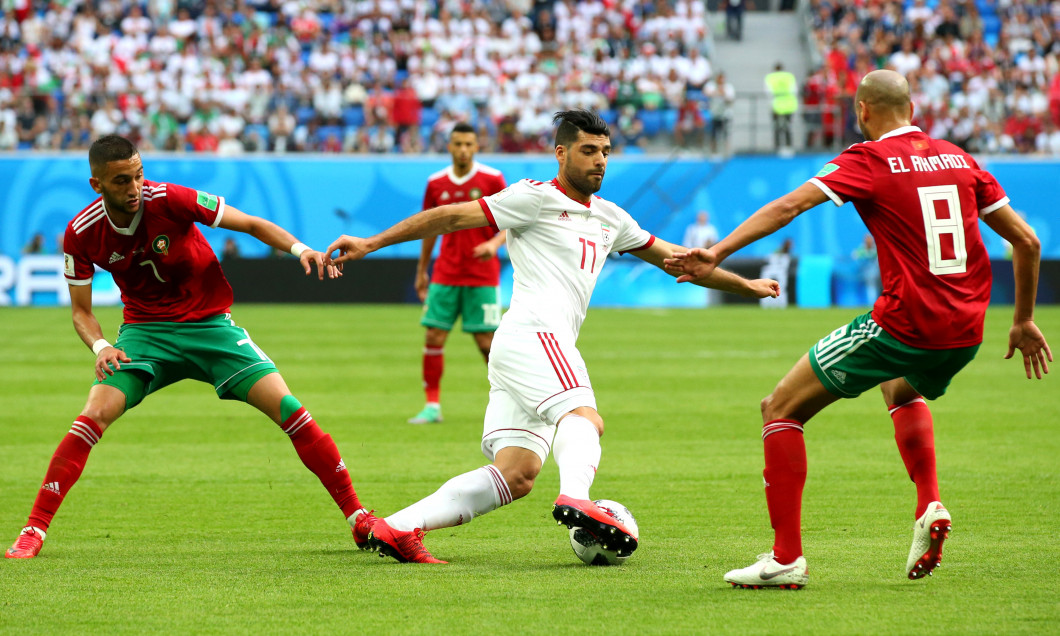Morocco v Iran: Group B - 2018 FIFA World Cup Russia
