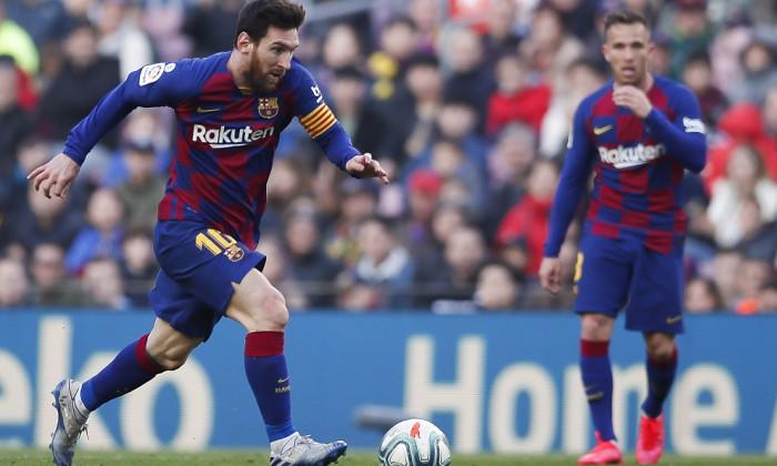 FC Barcelona v Getafe CF