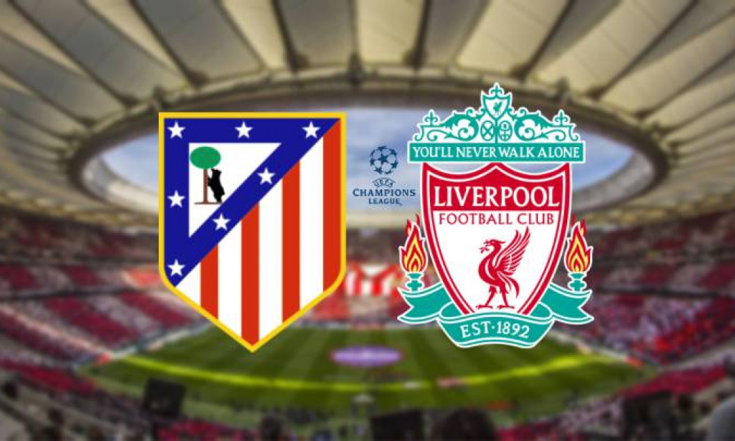 atletico madrid liverpool