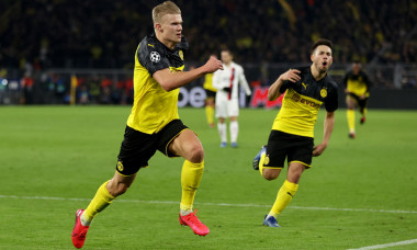 Borussia Dortmund vs Paris Saint Germain