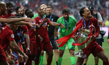 Tottenham Hotspur v Liverpool, Champions League Final - 02 Jun 2019