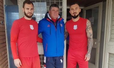 Stefan Iovan CSA Steaua