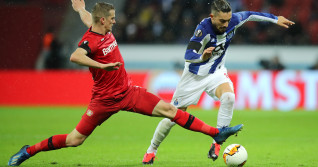 Bayer 04 Leverkusen v FC Porto - UEFA Europa League Round of 32: First Leg