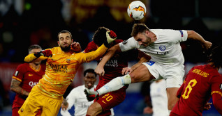 AS Roma v KAA Gent - UEFA Europa League Round of 32: First Leg