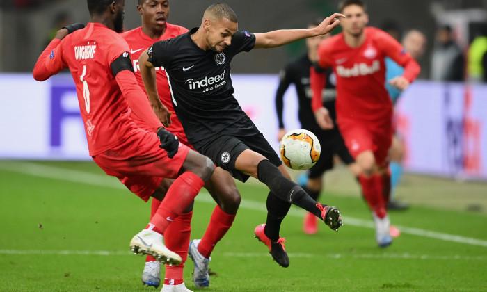 Eintracht Frankfurt v FC Red Bull Salzburg - UEFA Europa League Round of 32: First Leg
