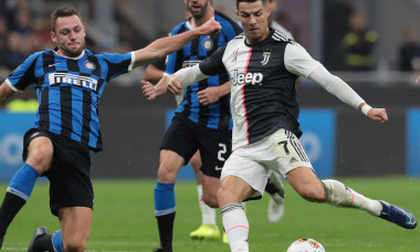 FC Internazionale v Juventus