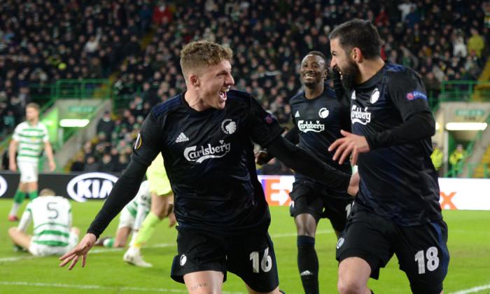 Celtic FC v FC Kobenhavn - UEFA Europa League Round of 32: Second Leg