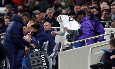 Tottenham Hotspur vs RB Leipzig,