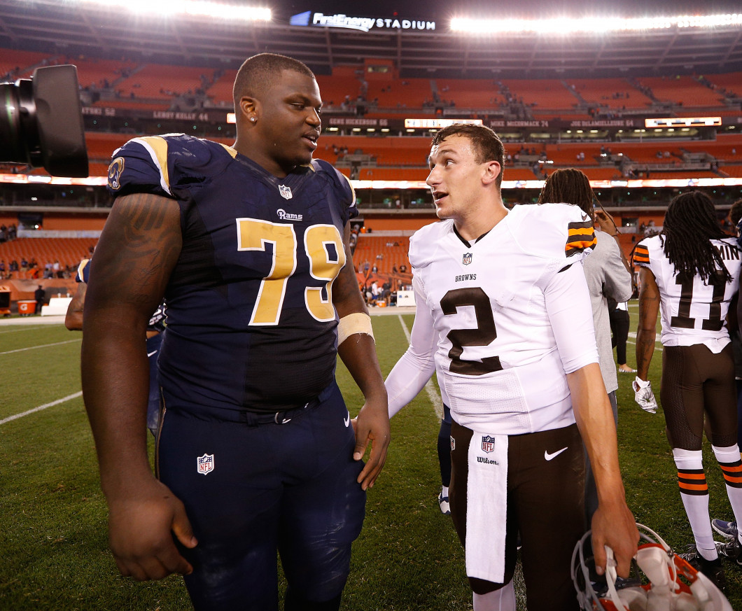 St. Louis Rams v Cleveland Browns