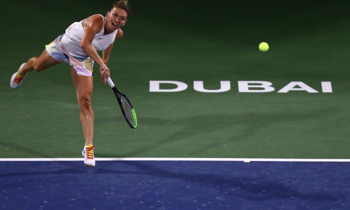 Dubai Duty Free Tennis - Day Three