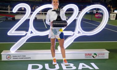 Dubai Duty Free Tennis - Day Six