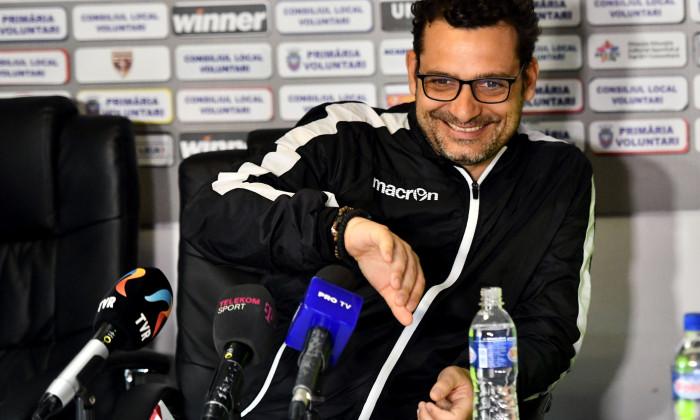FOTBAL:CONFERINTA PRESA FC VOLUNTARI (30.01.2020)