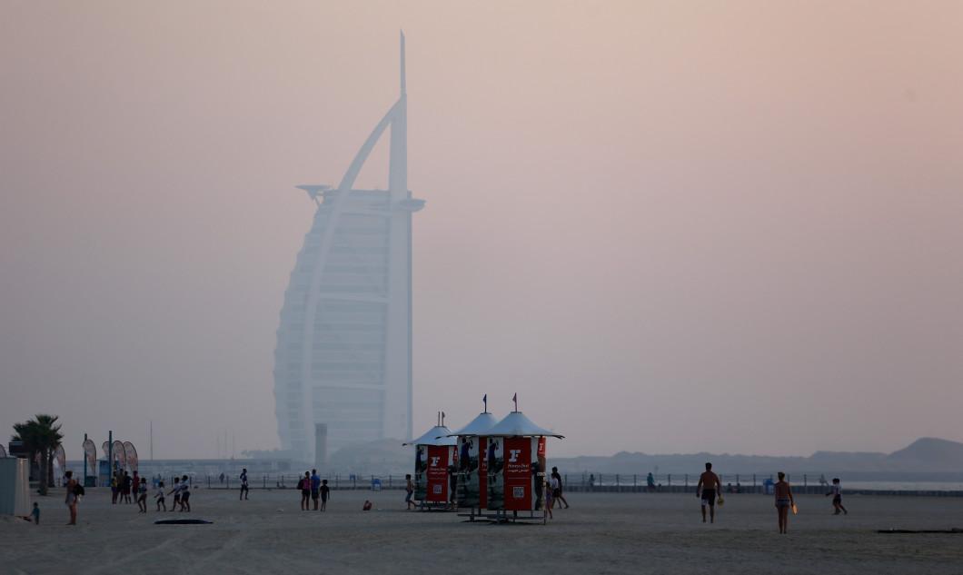 General Views of United Arab Emirates