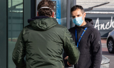 Northern Italy Locks Down To Try Prevent The Spread Of Coronavirus