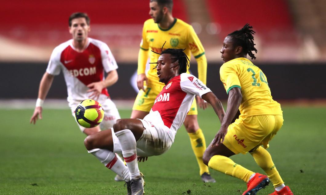 AS Monaco v FC Nantes - Ligue 1