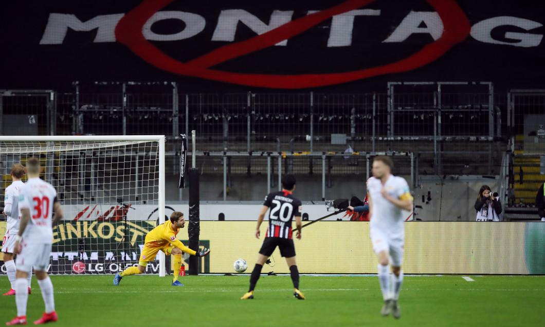 Eintracht Frankfurt v 1. FC Union Berlin - Bundesliga