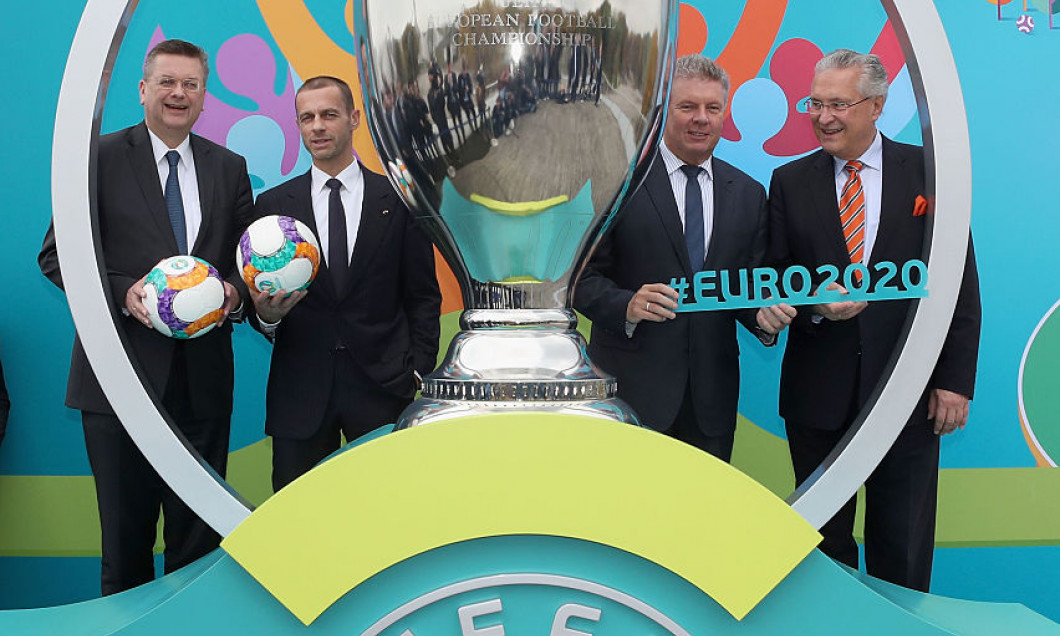 UEFA Euro 2020 - Logo Presentation Germany
