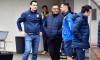 FOTBAL:ANTRENAMENT ROMANIA U21 INAINTEA MECIULUI CU FINLANDA, PRELIMINARIILE C.E 2021 (13.11.2019)