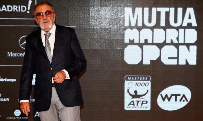 Mutua Madrid Open - Day Two