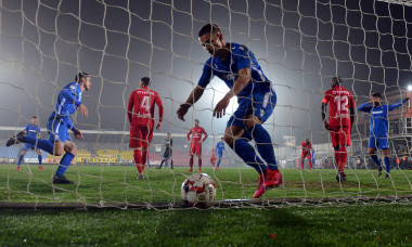 FOTBAL:FC VOLUNTARI-AFC HERMANNSTADT, LIGA 1 CASA PARIURILOR (9.03.2020)
