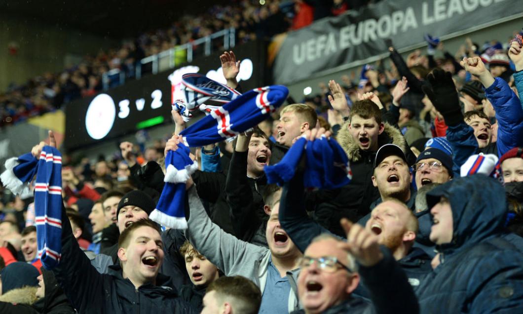 Rangers FC v Sporting Braga - UEFA Europa League Round of 32: First Leg