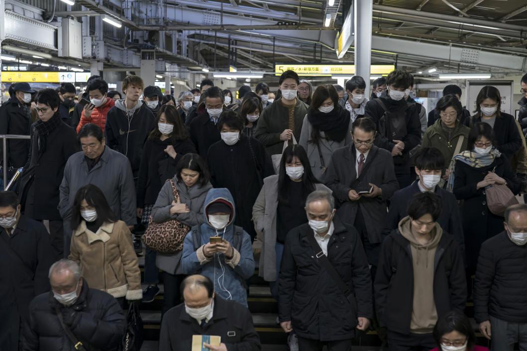 coronavirus japonia