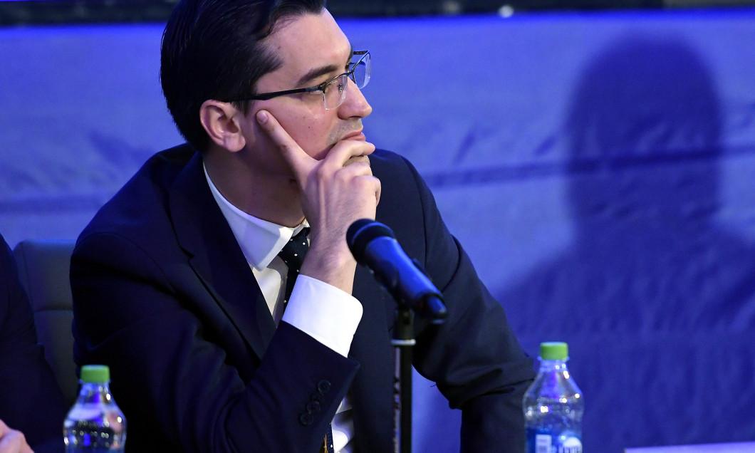 FOTBAL:ADUNAREA GENERALA A FRF (17.04.2019)