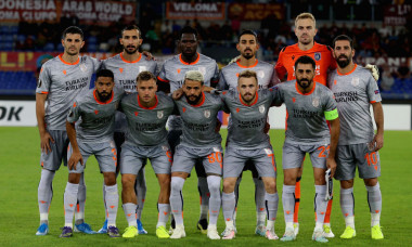 AS Roma v Istanbul Basaksehir F.K.: Group J - UEFA Europa League