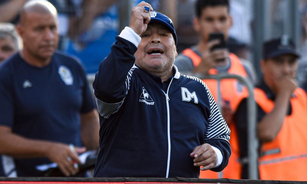 Gimnasia y Esgrima La Plata v Patronato - Superliga 2019/20
