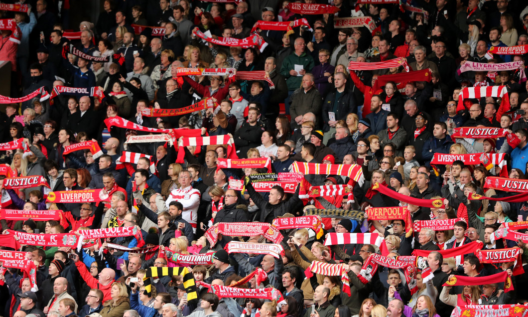 Anfield Marks The Anniversary Of The Hillsborough Disaster For The Final Time