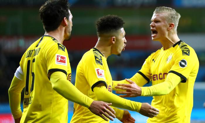 Bayer 04 Leverkusen v Borussia Dortmund - Bundesliga