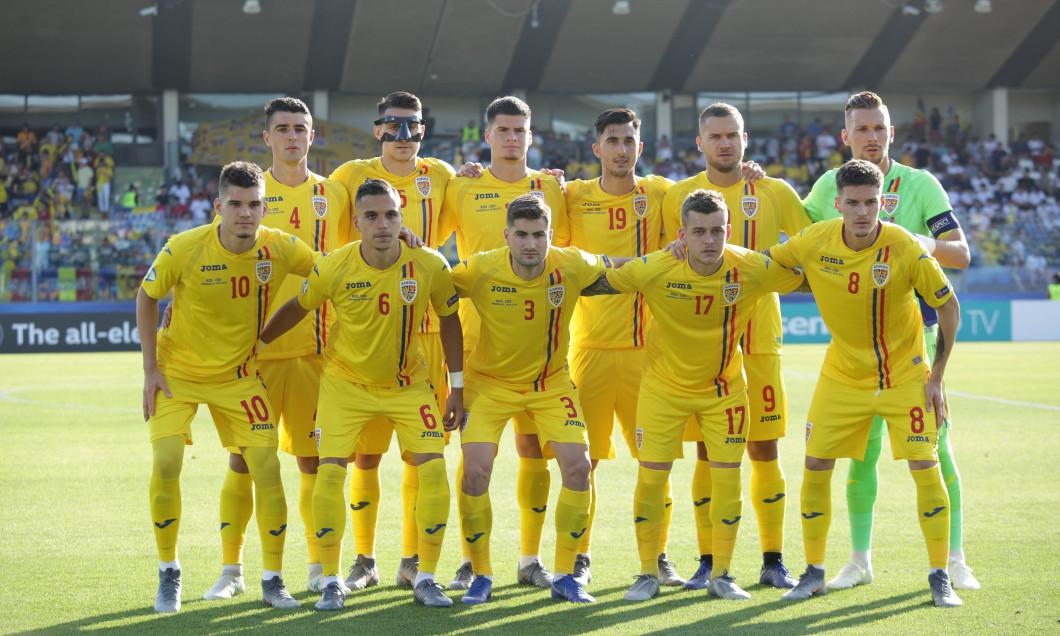 FOTBAL:ROMANIA U21-CROATIA U21, EURO U21 (18.06.2019)