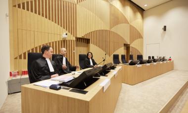 Flight MH17 Trial Begins In Schiphol