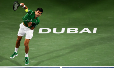 Dubai Duty Free Tennis - Day 12