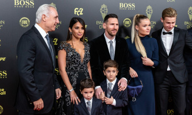 (SP)FRANCE-PARIS-SOCCER-BALLON D'OR 2019 AWARDS